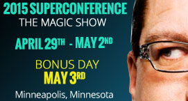 SuperConference 2015
